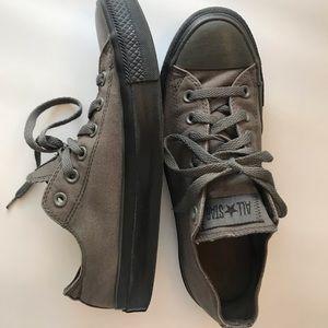 Converse - Gray and Black